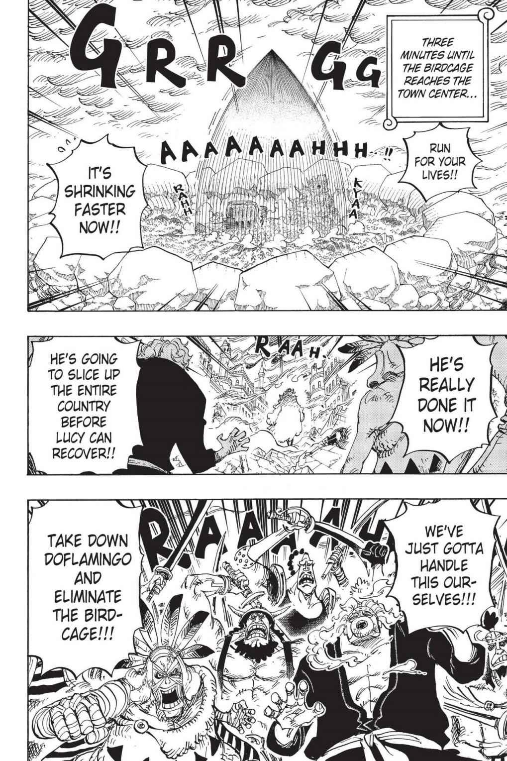 One Piece, Chapter 788 image 002