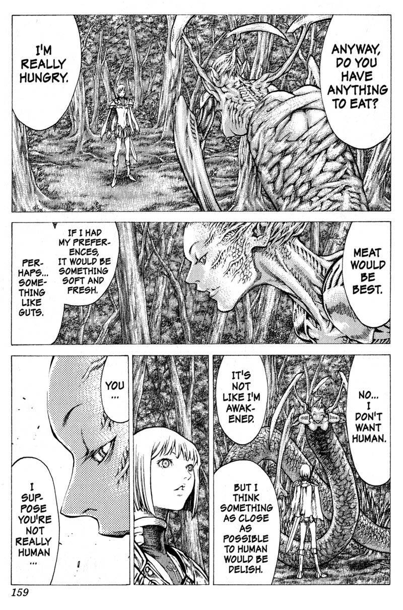 Claymore, Chapter 39 image 004