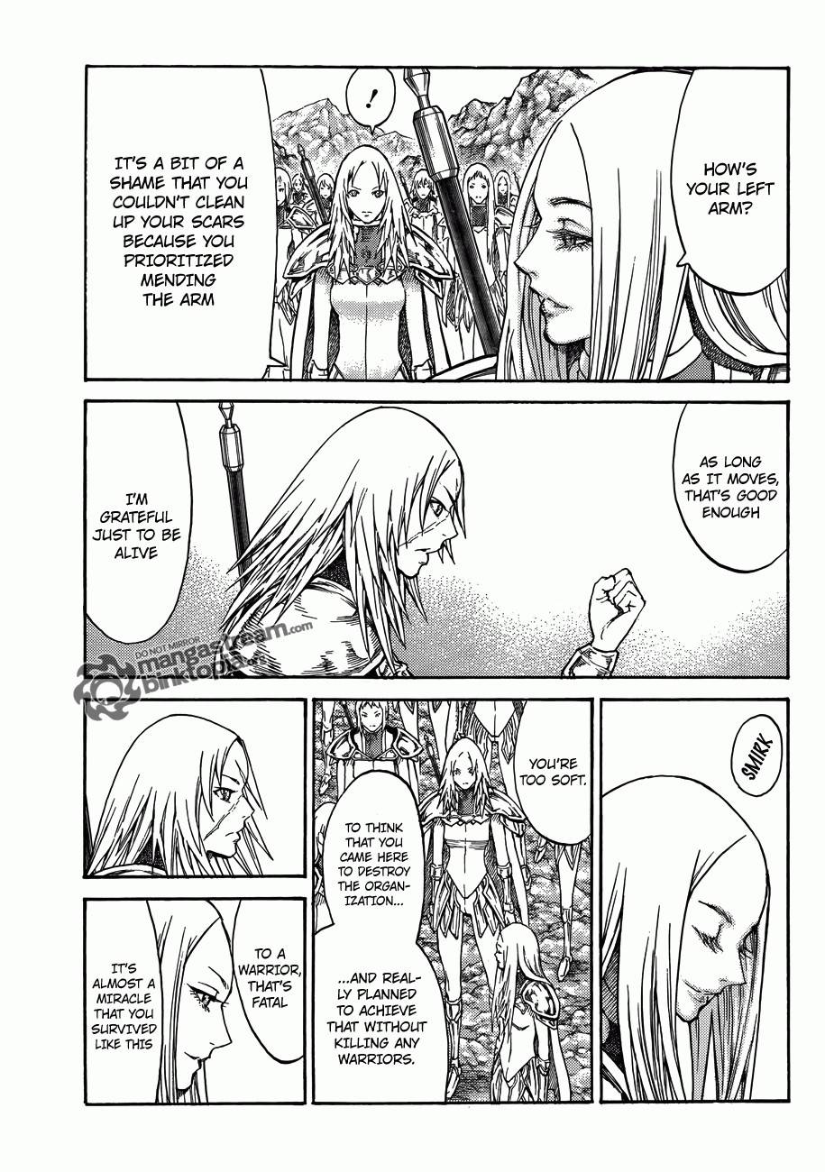 Claymore, Chapter 114 image 005