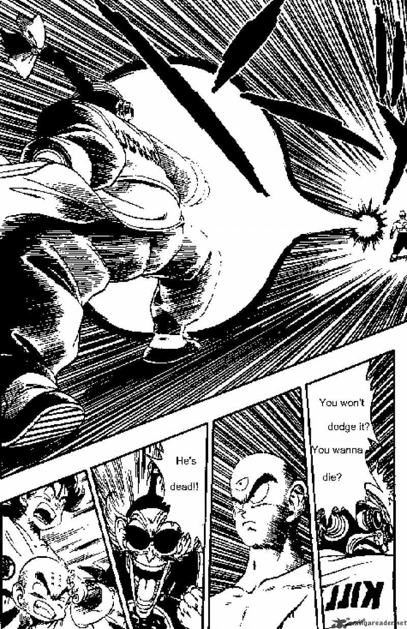 Dragon Ball, Chapter 170 image 008