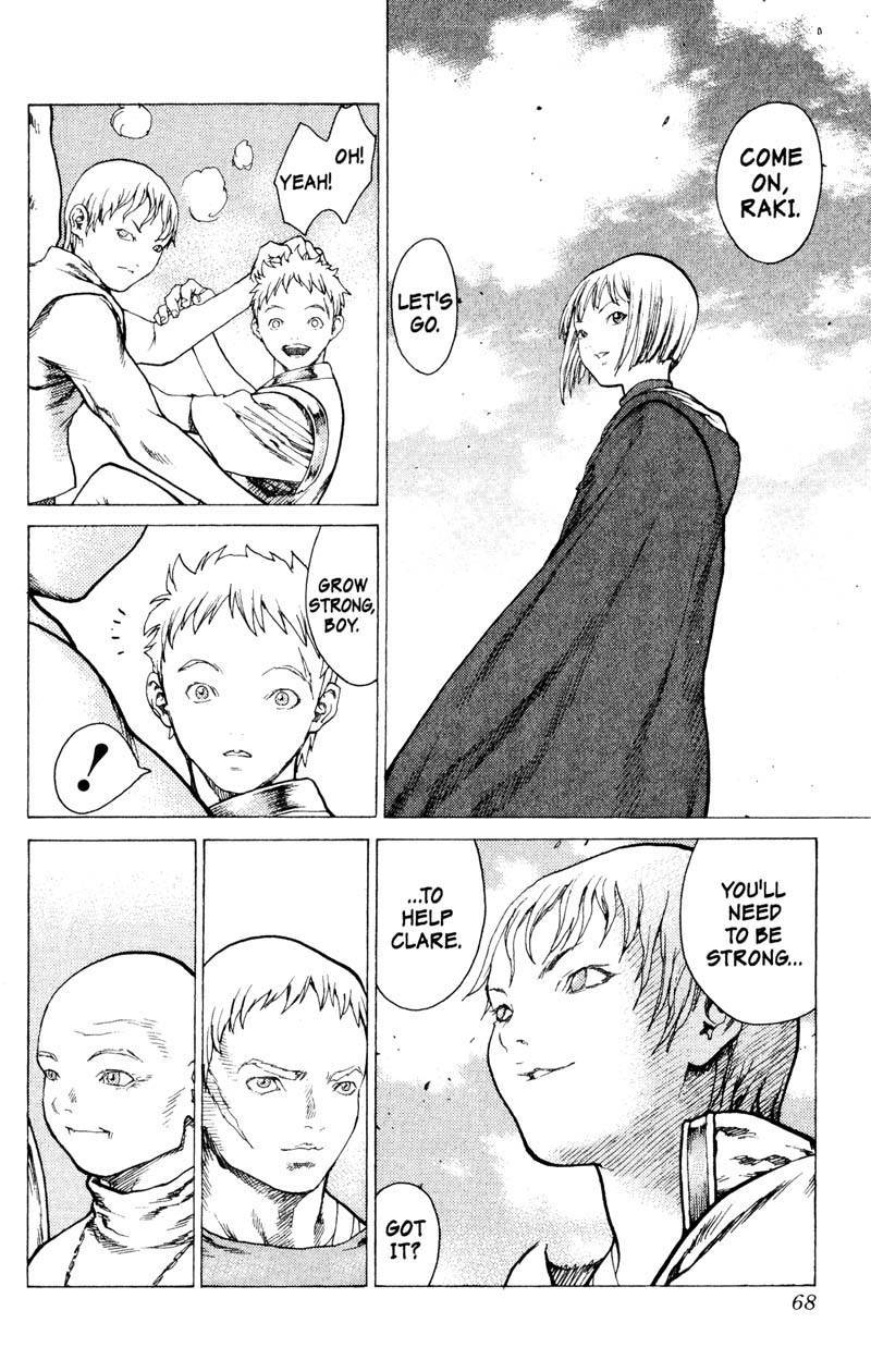Claymore, Chapter 11 image 029