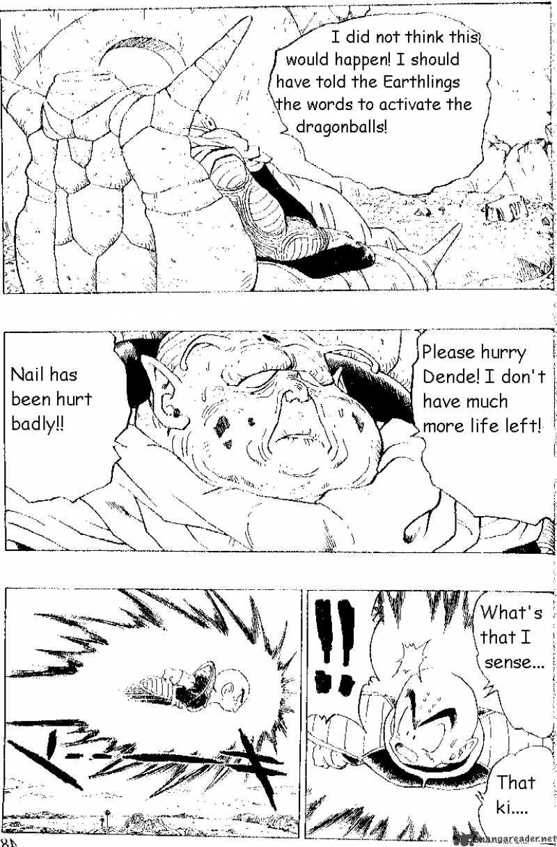Dragon Ball, Chapter 291 image 013