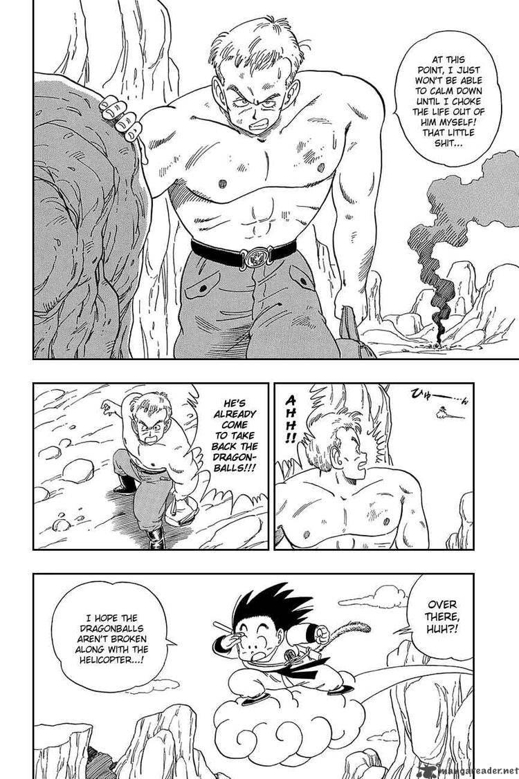 Dragon Ball, Chapter 82 image 001