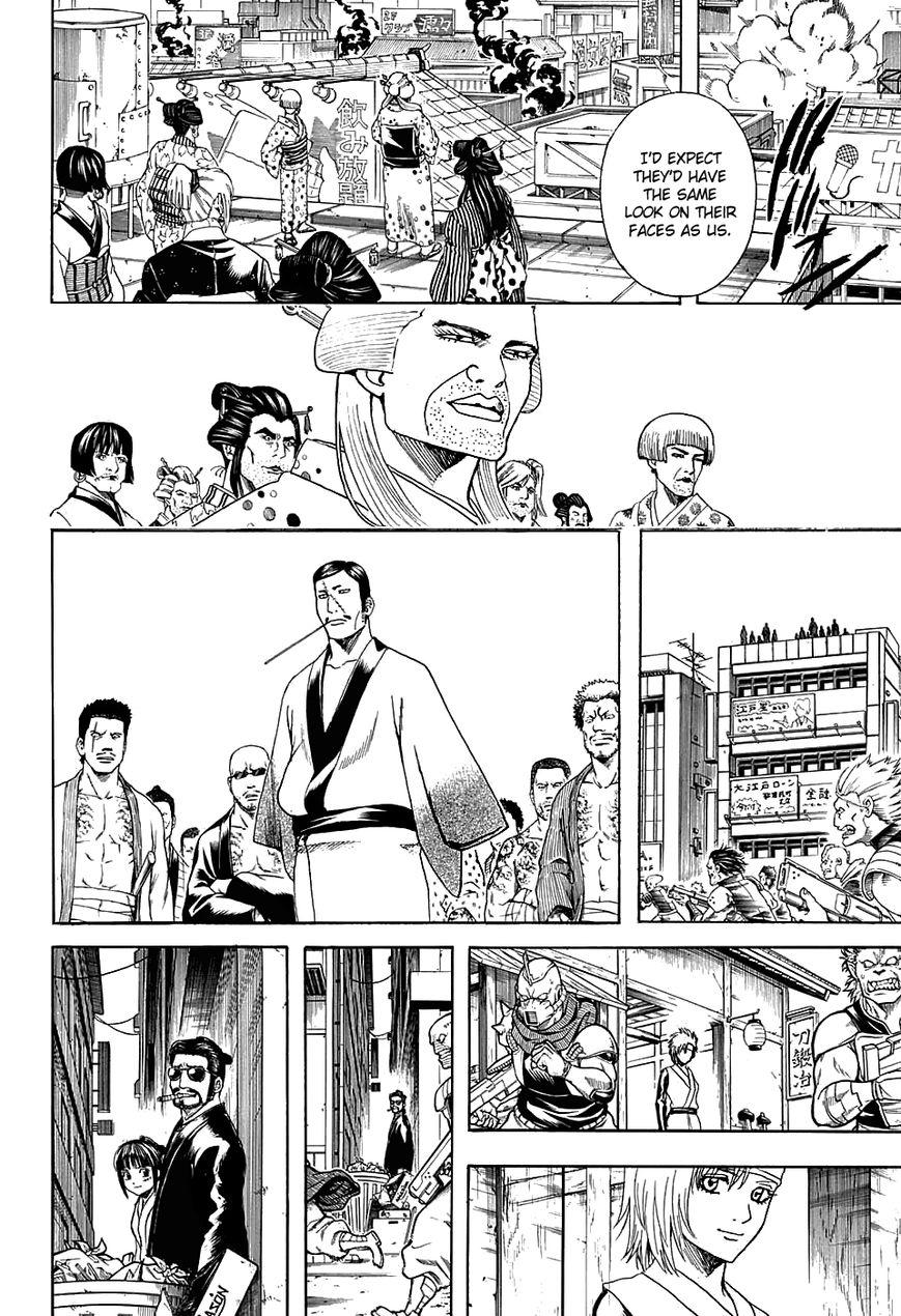 Gintama Chapter, 598 image 010