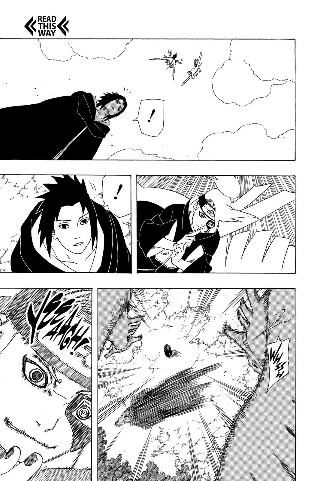 Naruto, Chapter 356 image 009