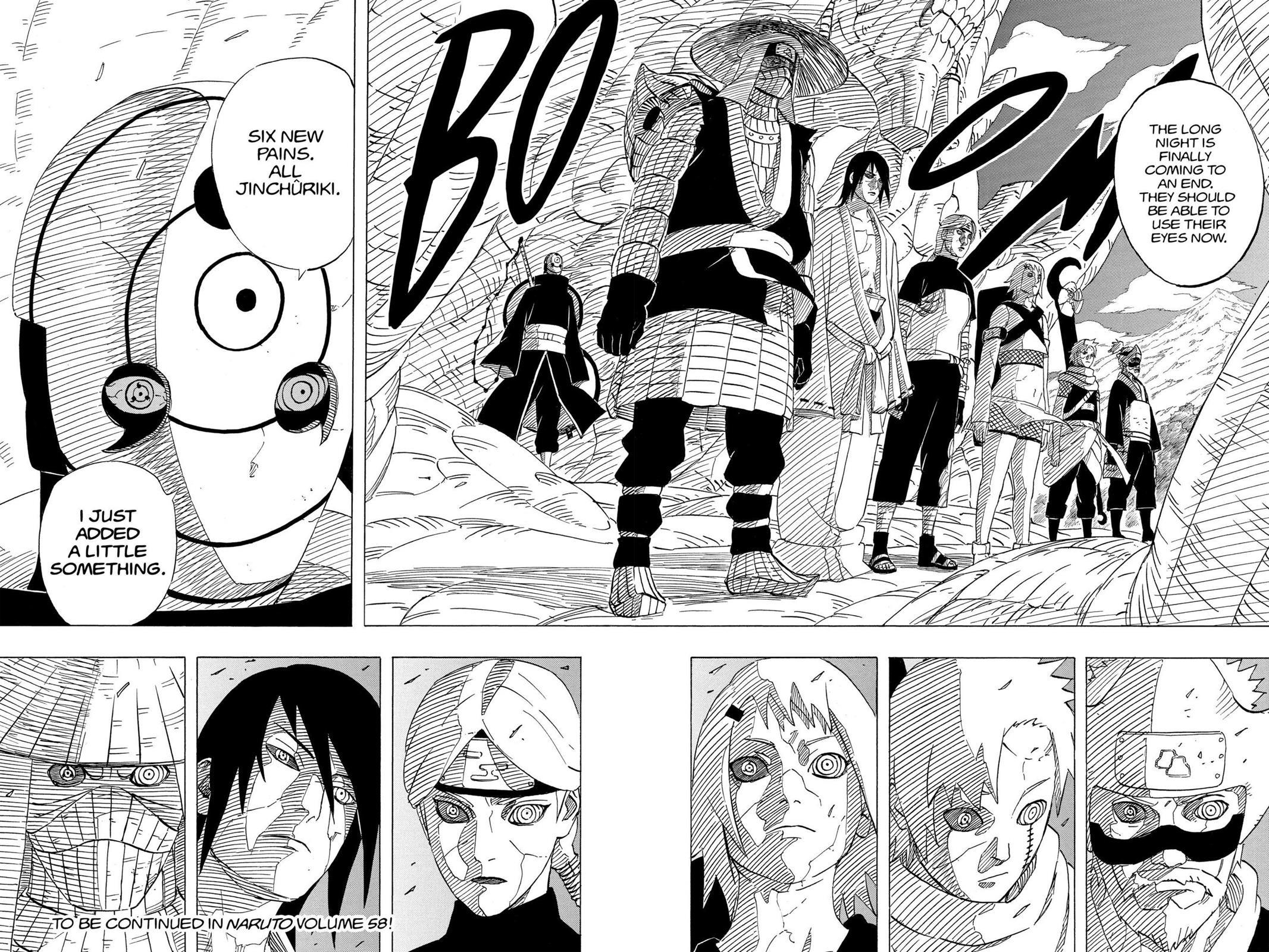 Naruto, Chapter 544 image 015