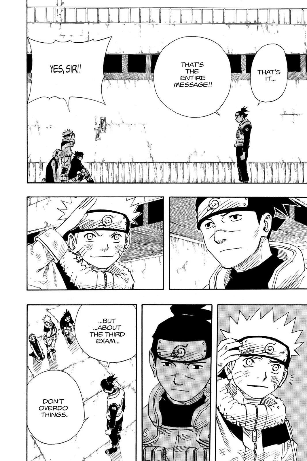 Naruto, Chapter 64 image 021