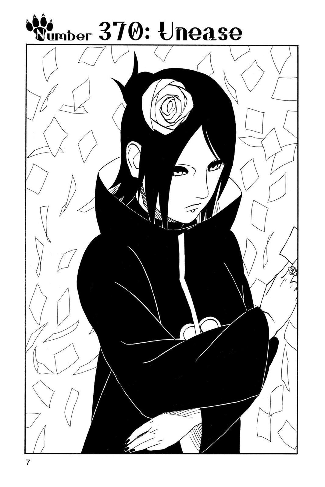Naruto, Chapter 370 image 008