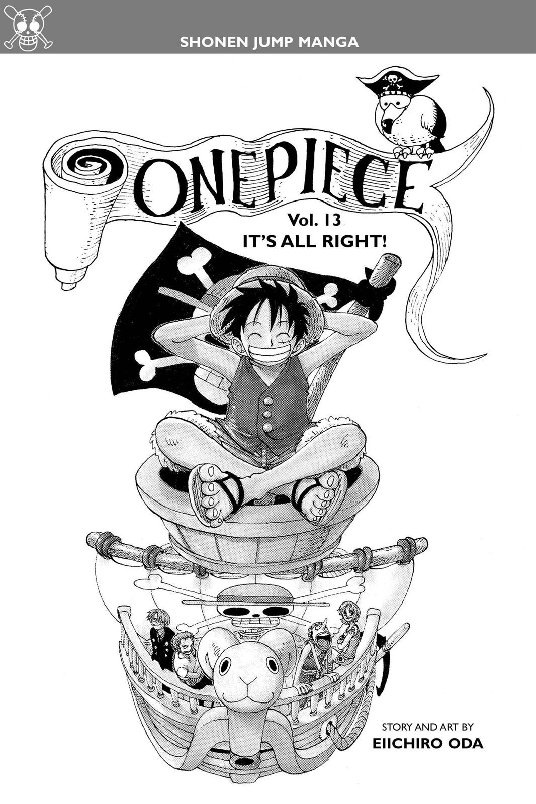 One Piece, Chapter 109 image 004
