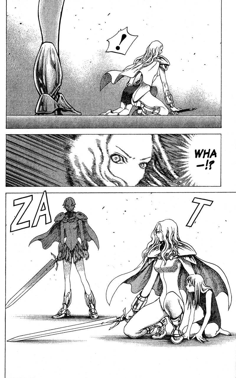 Claymore, Chapter 19 image 028