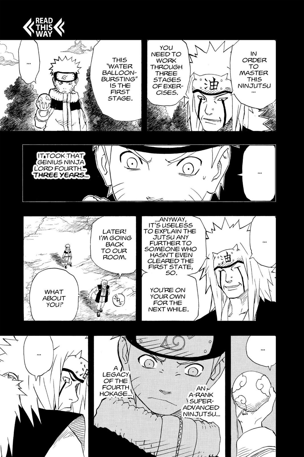 Naruto, Chapter 151 image 014