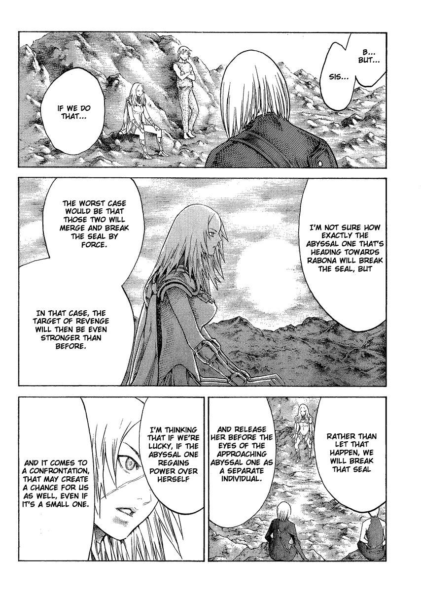 Claymore, Chapter 127 image 013