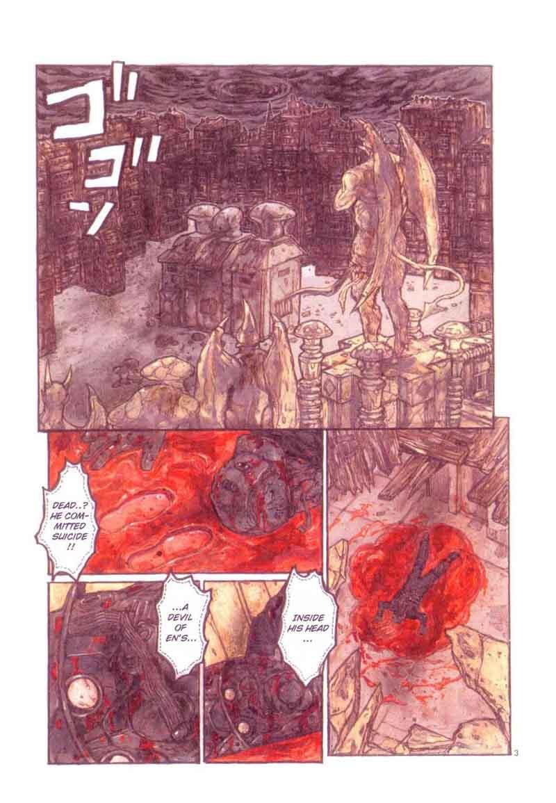 Dorohedoro, Chapter 90 image 006