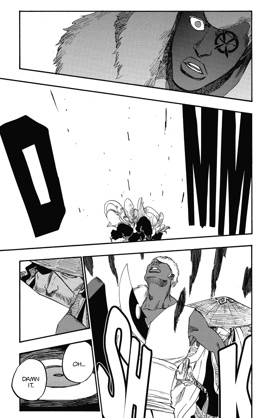 Bleach, Chapter 646 image 011