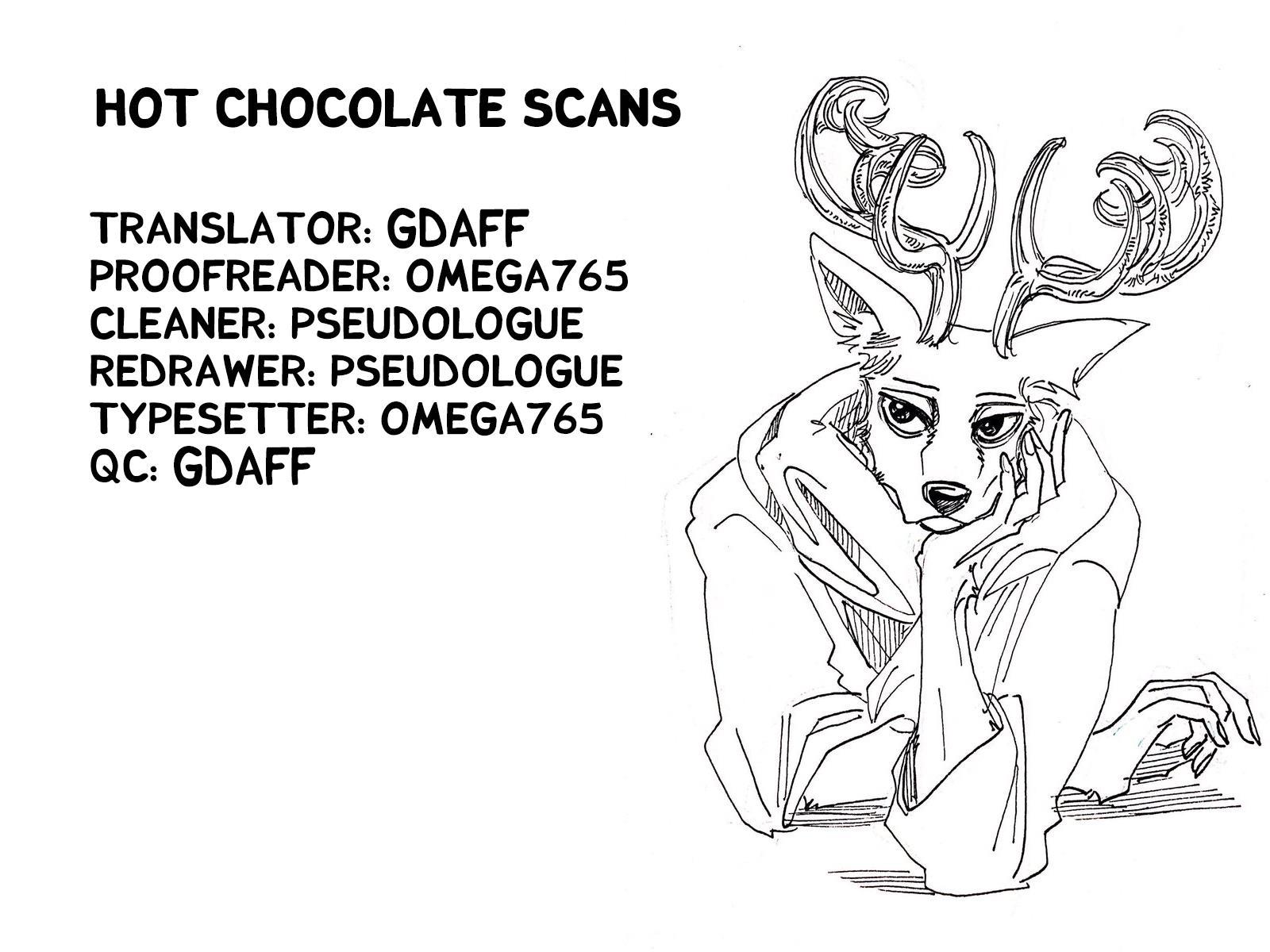 Beastars Manga, Chapter 166 image 021