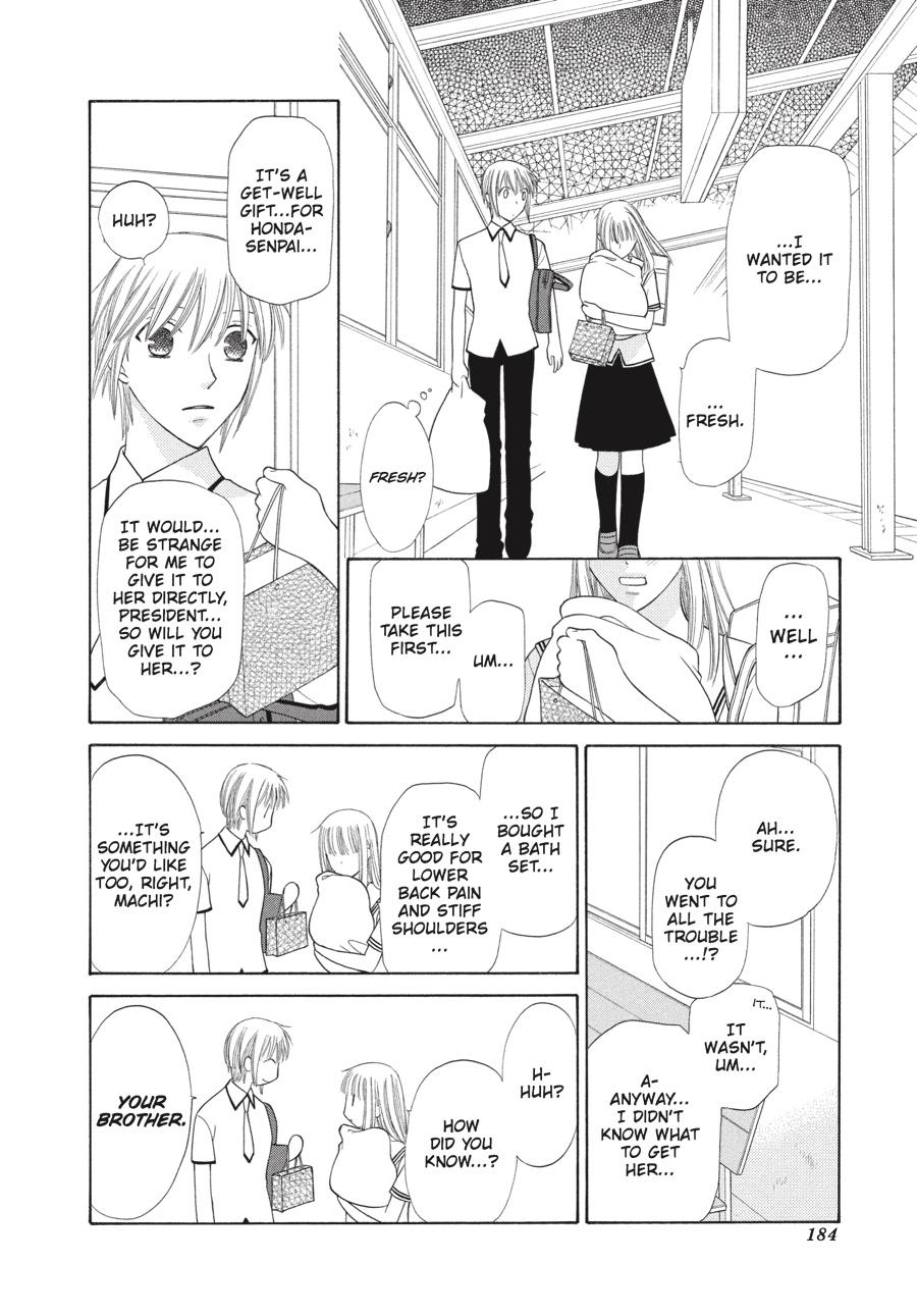 Fruits Basket, Chapter 125 image 018