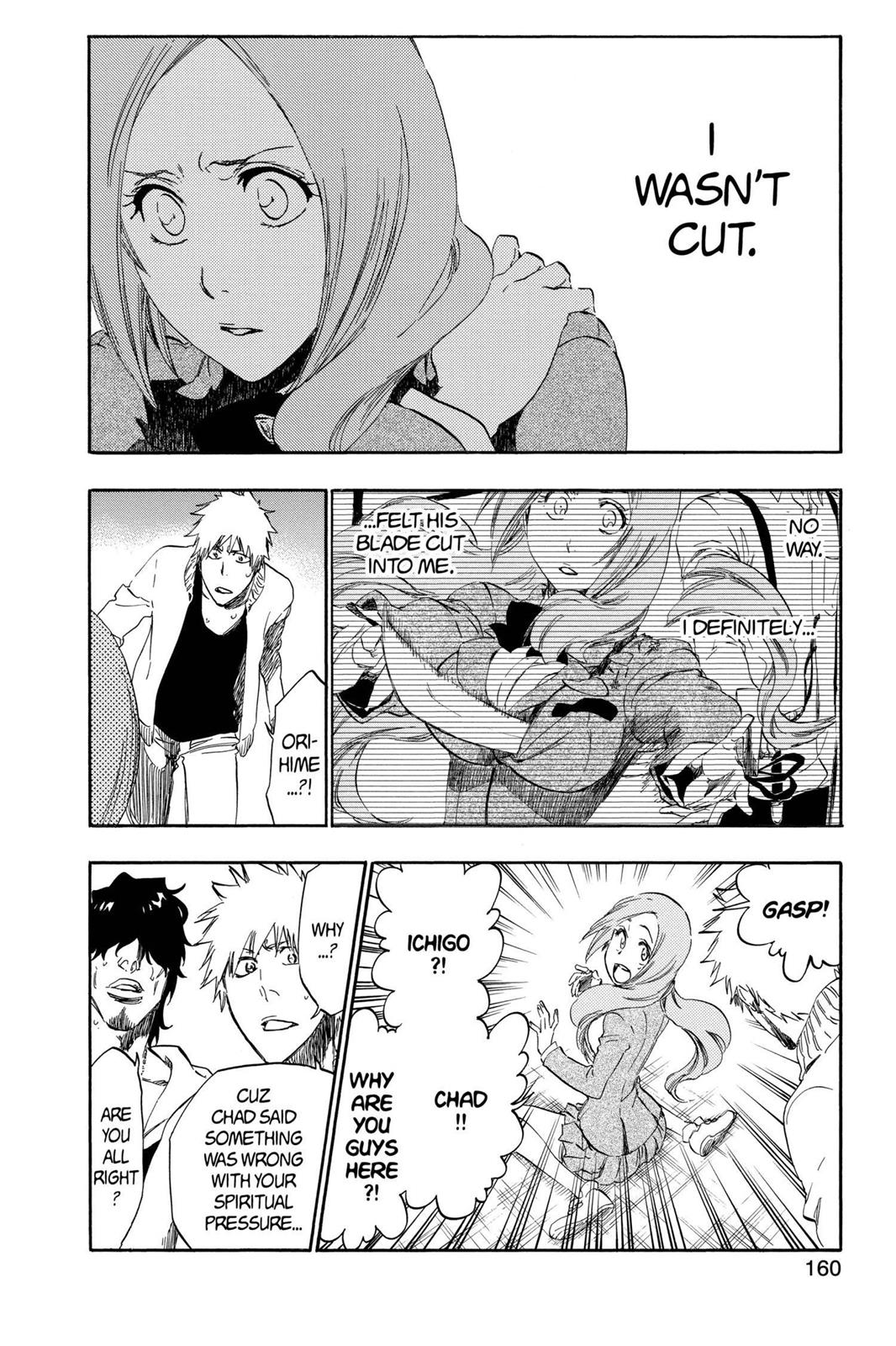 Bleach, Chapter 440 image 010