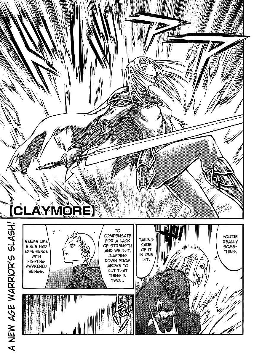 Claymore, Chapter 86 image 001