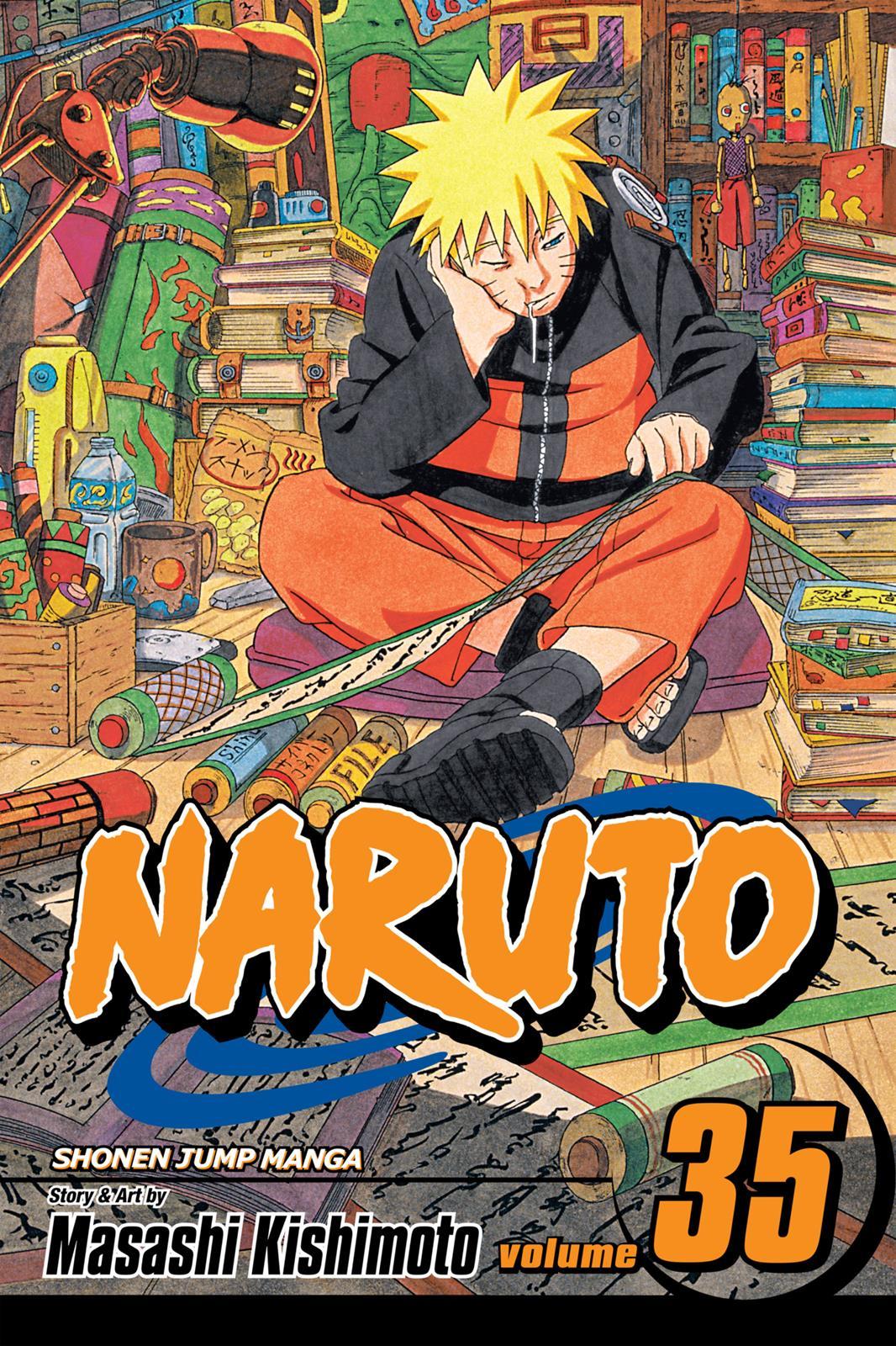 Naruto, Chapter 310 image 001