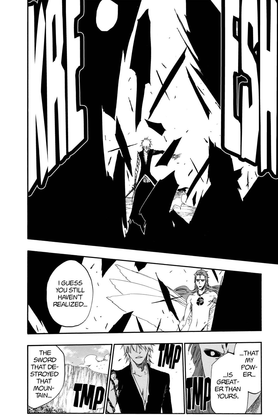 Bleach, Chapter 418 image 017