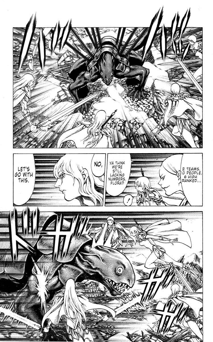Claymore, Chapter 53 image 004