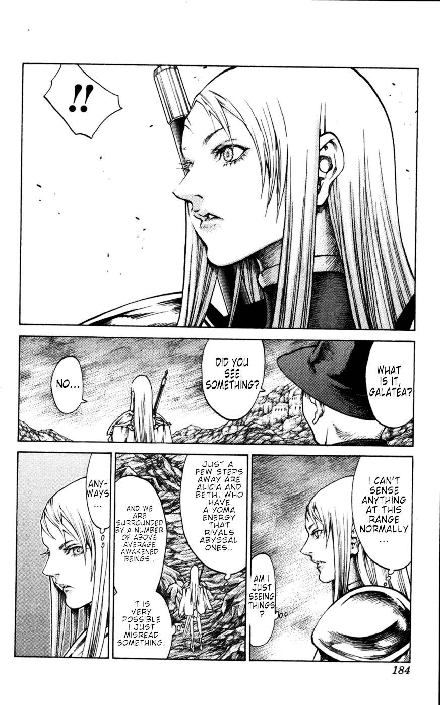 Claymore, Chapter 63 image 022
