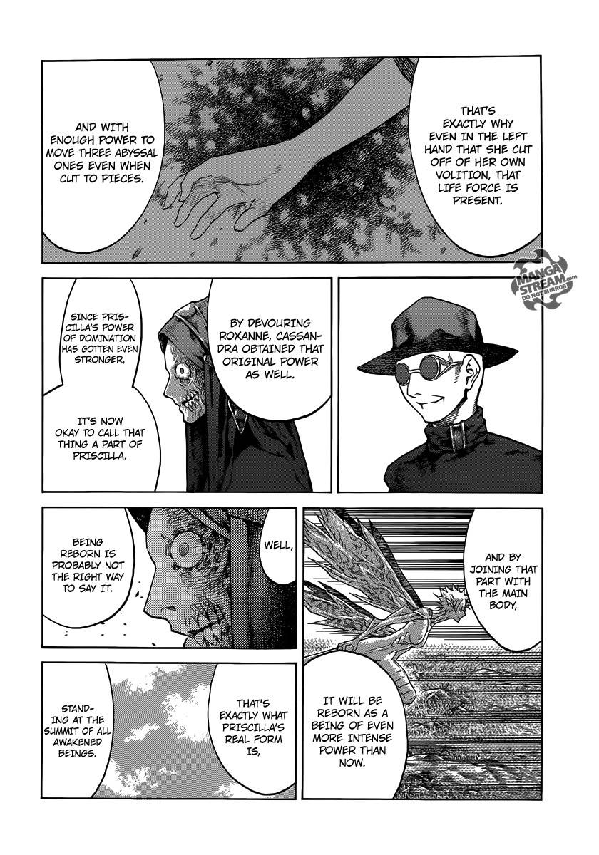 Claymore, Chapter 136 image 018