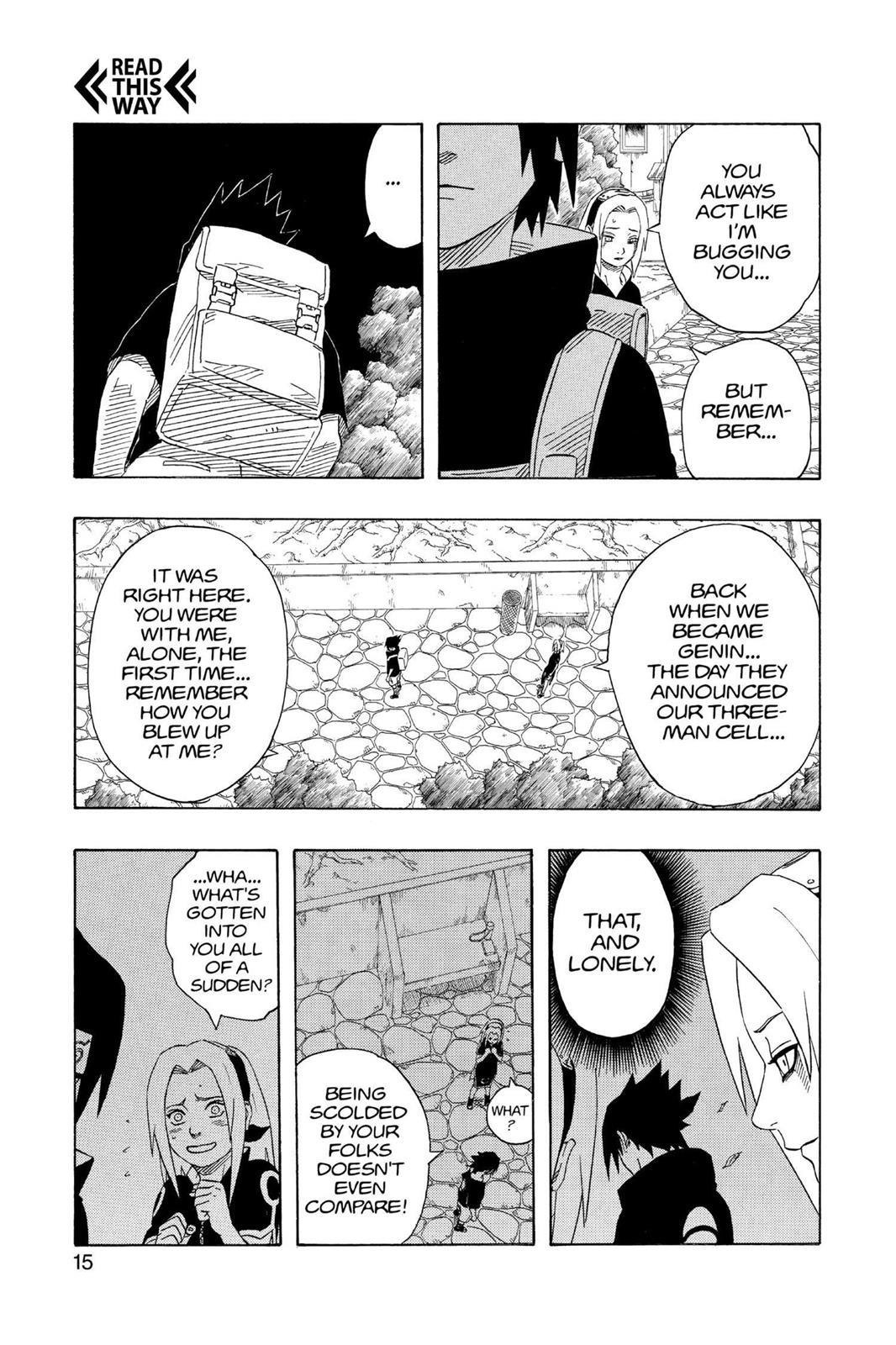 Naruto, Chapter 181 image 015