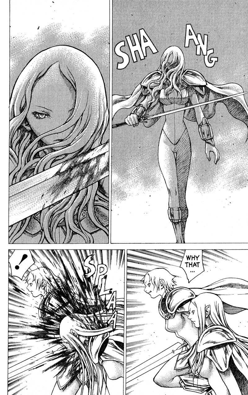 Claymore, Chapter 21 image 024