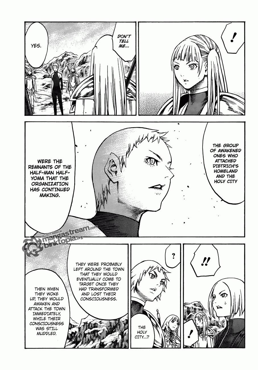 Claymore, Chapter 112 image 025