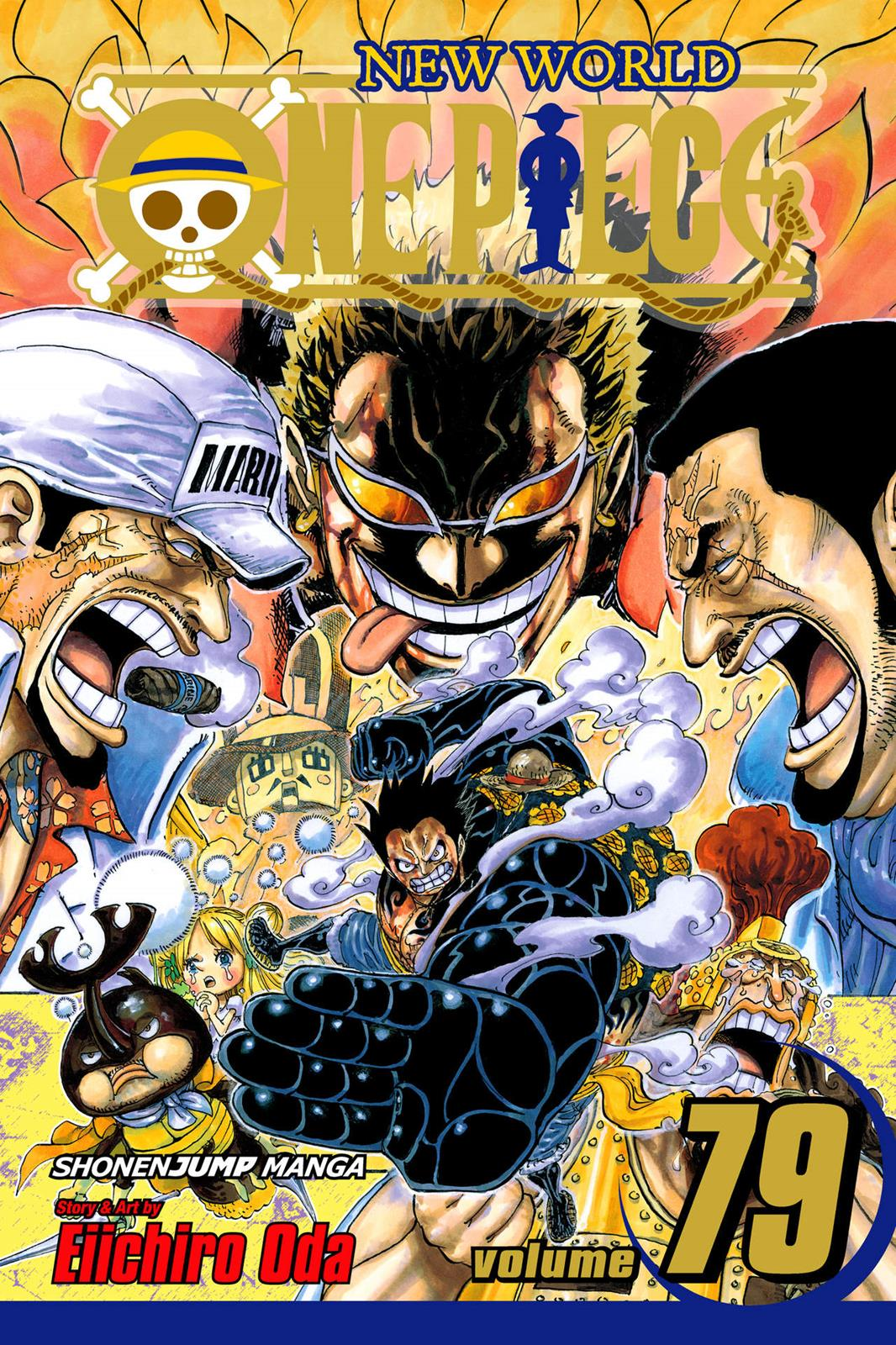 One Piece, Chapter 786 image 001