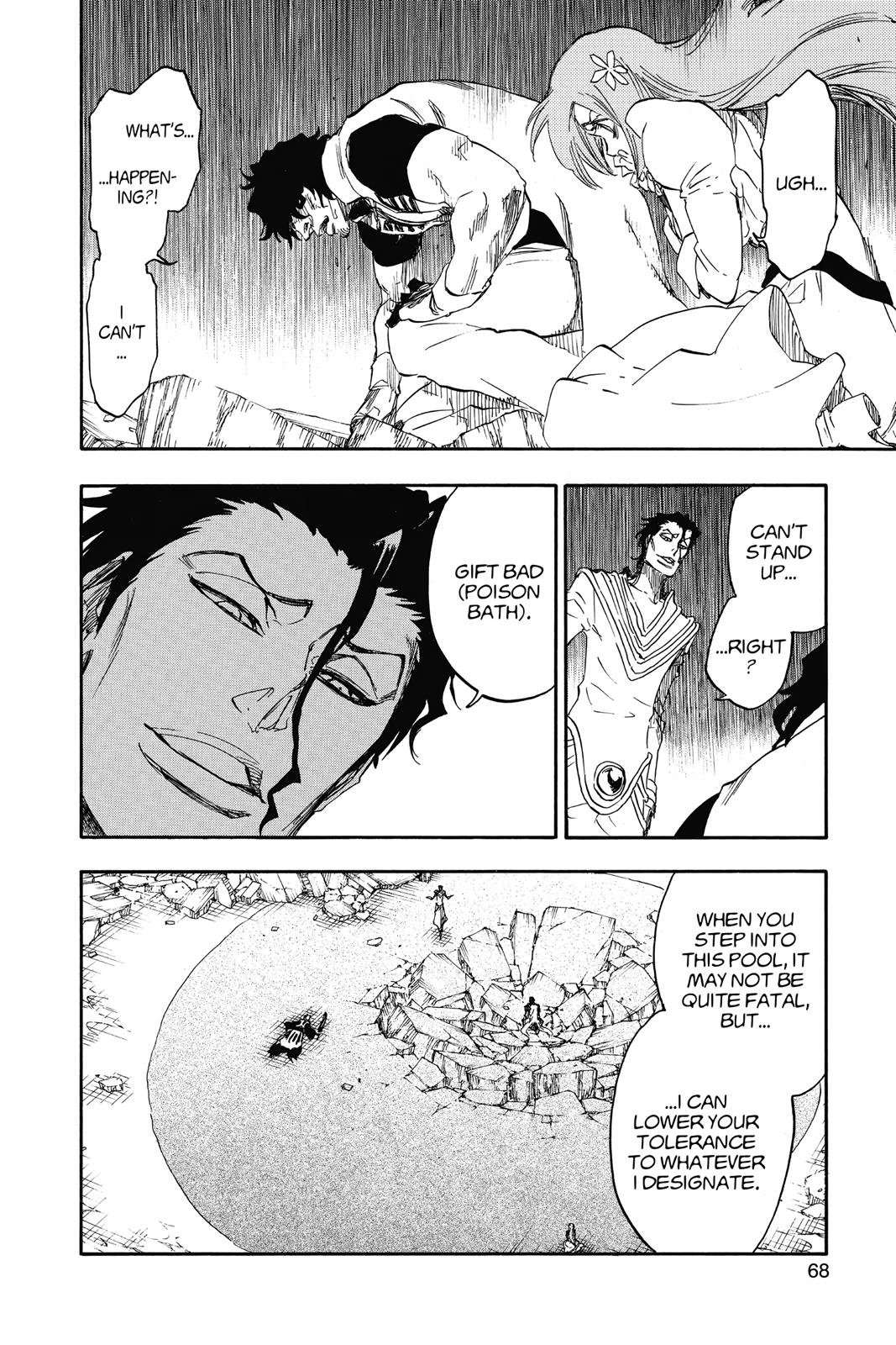 Bleach, Chapter 656 image 008