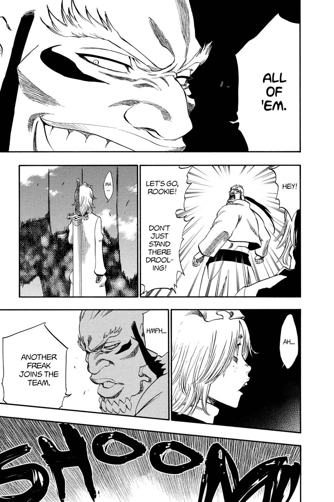 Bleach, Chapter 230 image 012