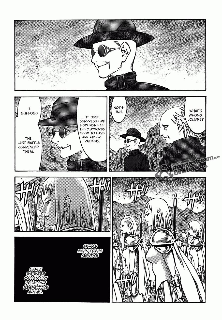 Claymore, Chapter 113 image 015