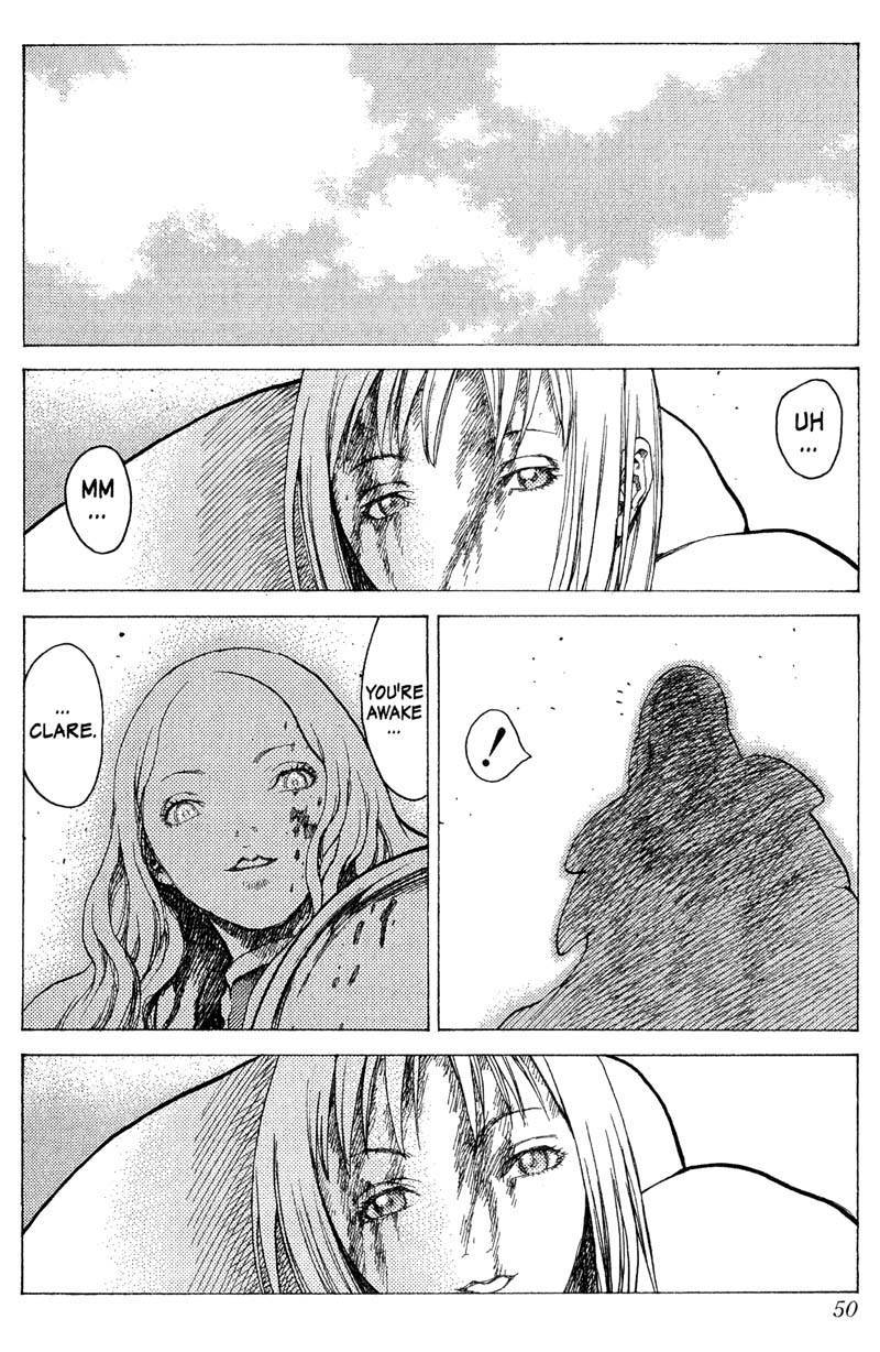 Claymore, Chapter 17 image 011