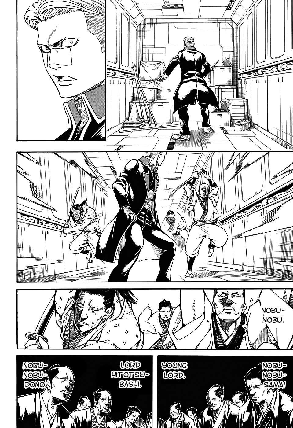 Gintama Chapter, 566 image 002