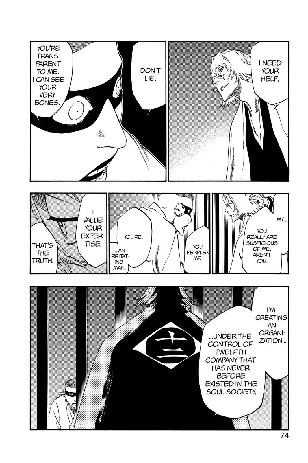 Bleach, Chapter 315.5 image 070