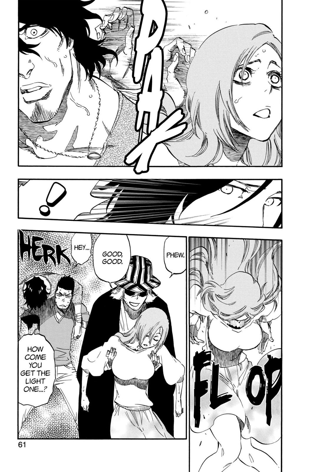 Bleach, Chapter 462 image 013