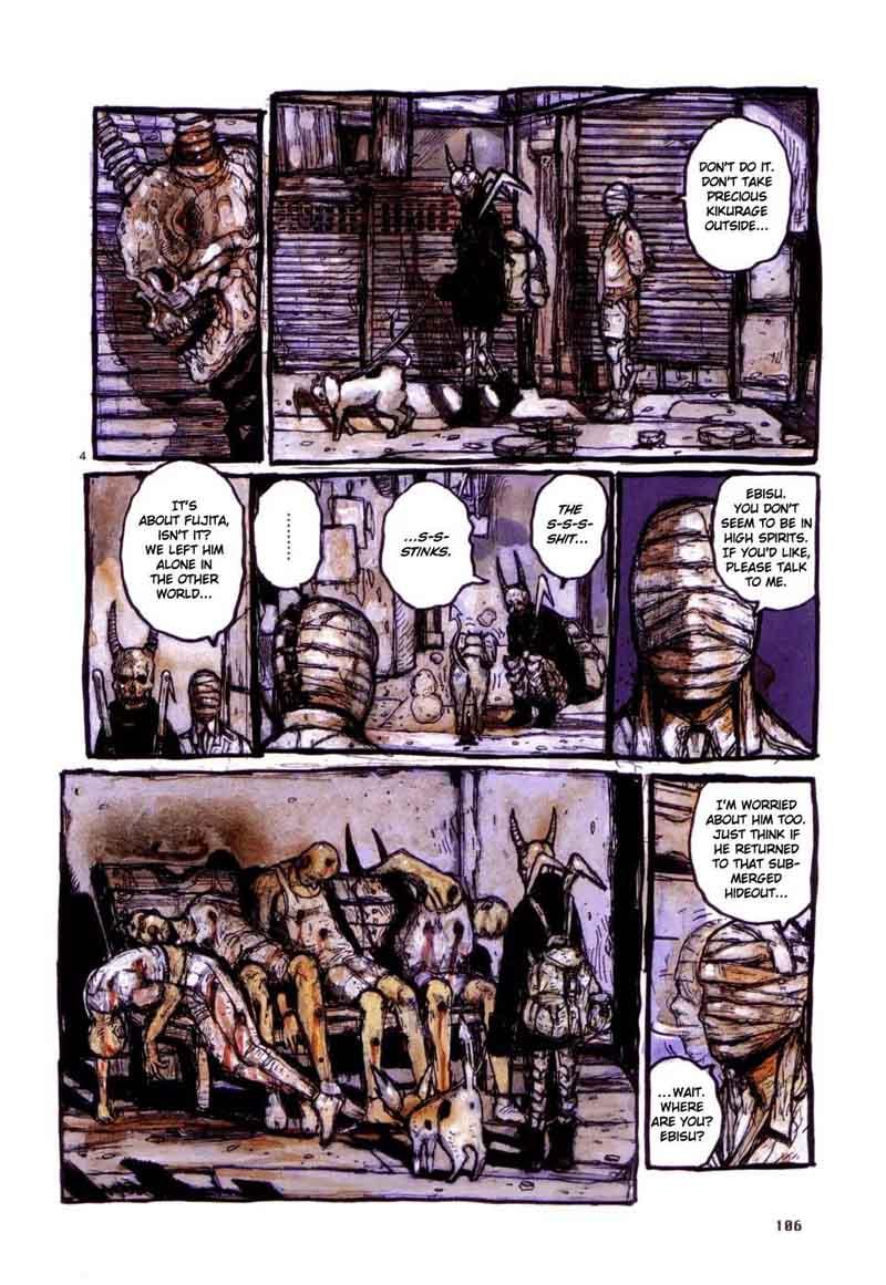 Dorohedoro, Chapter 98 image 004