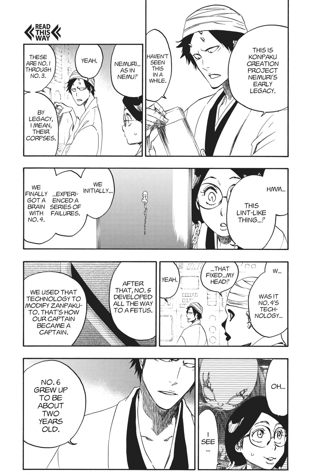 Bleach, Chapter 642 image 003