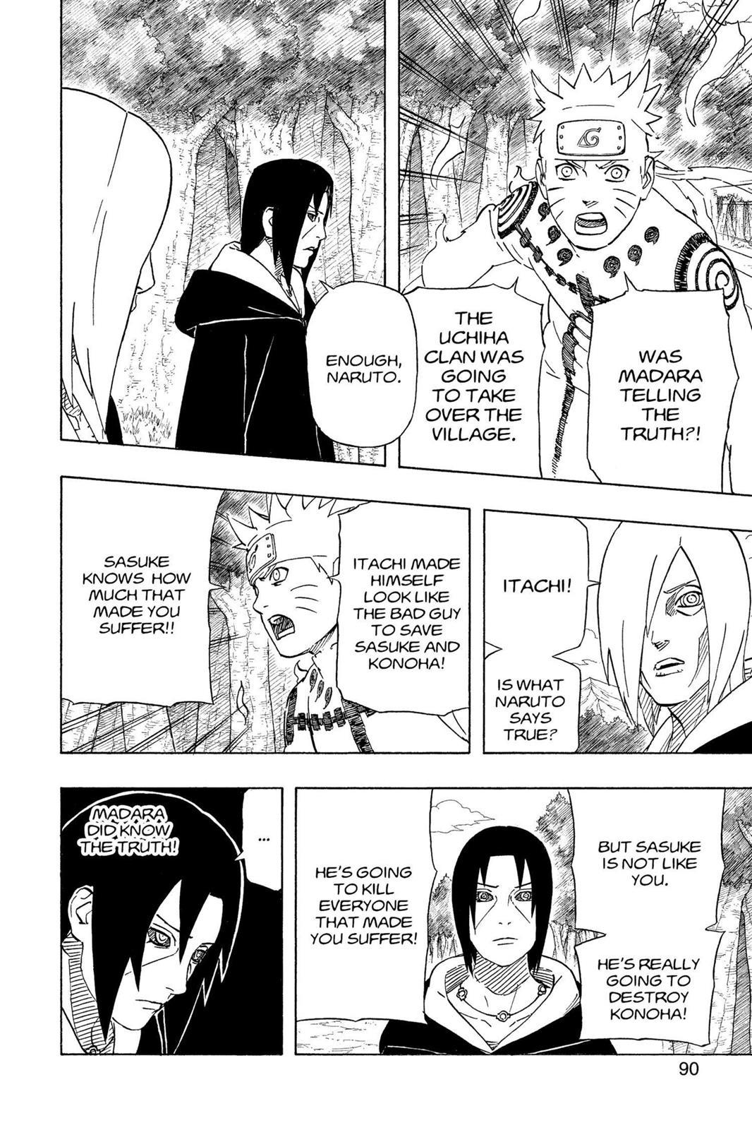 Naruto, Chapter 549 image 008