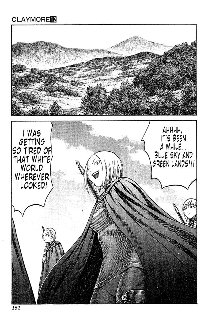 Claymore, Chapter 68 image 016