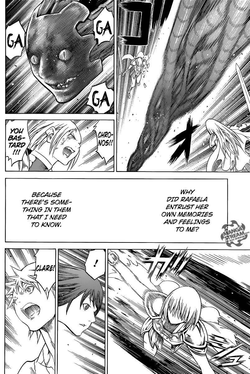 Claymore, Chapter 149 image 060