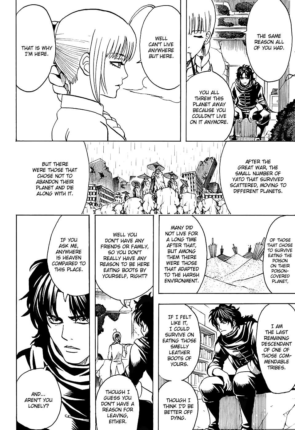 Gintama Chapter, 579 image 012