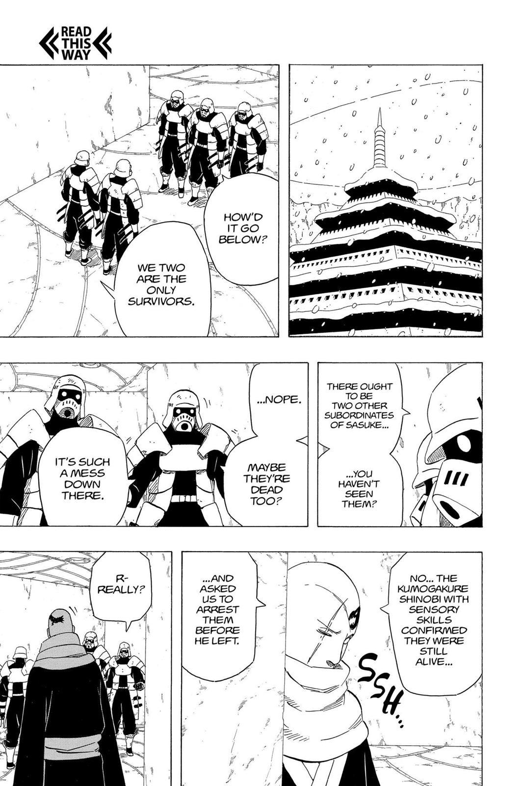 Naruto, Chapter 473 image 008