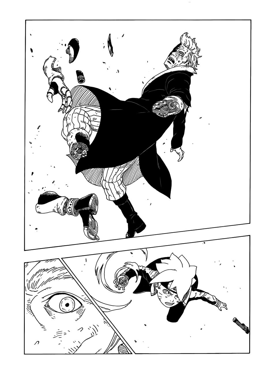 Boruto Manga, Chapter 22 image 024