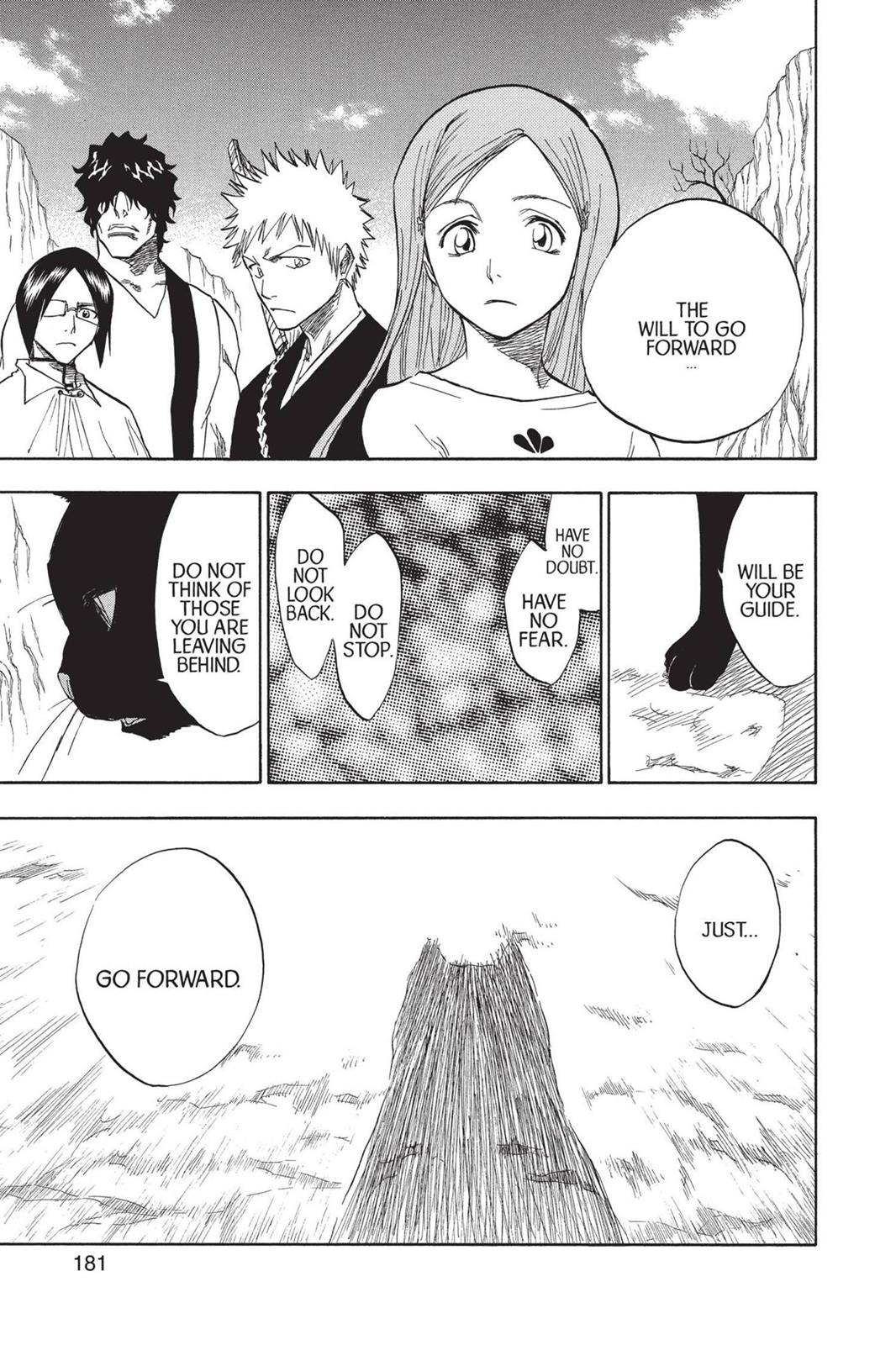 Bleach, Chapter 70 image 011