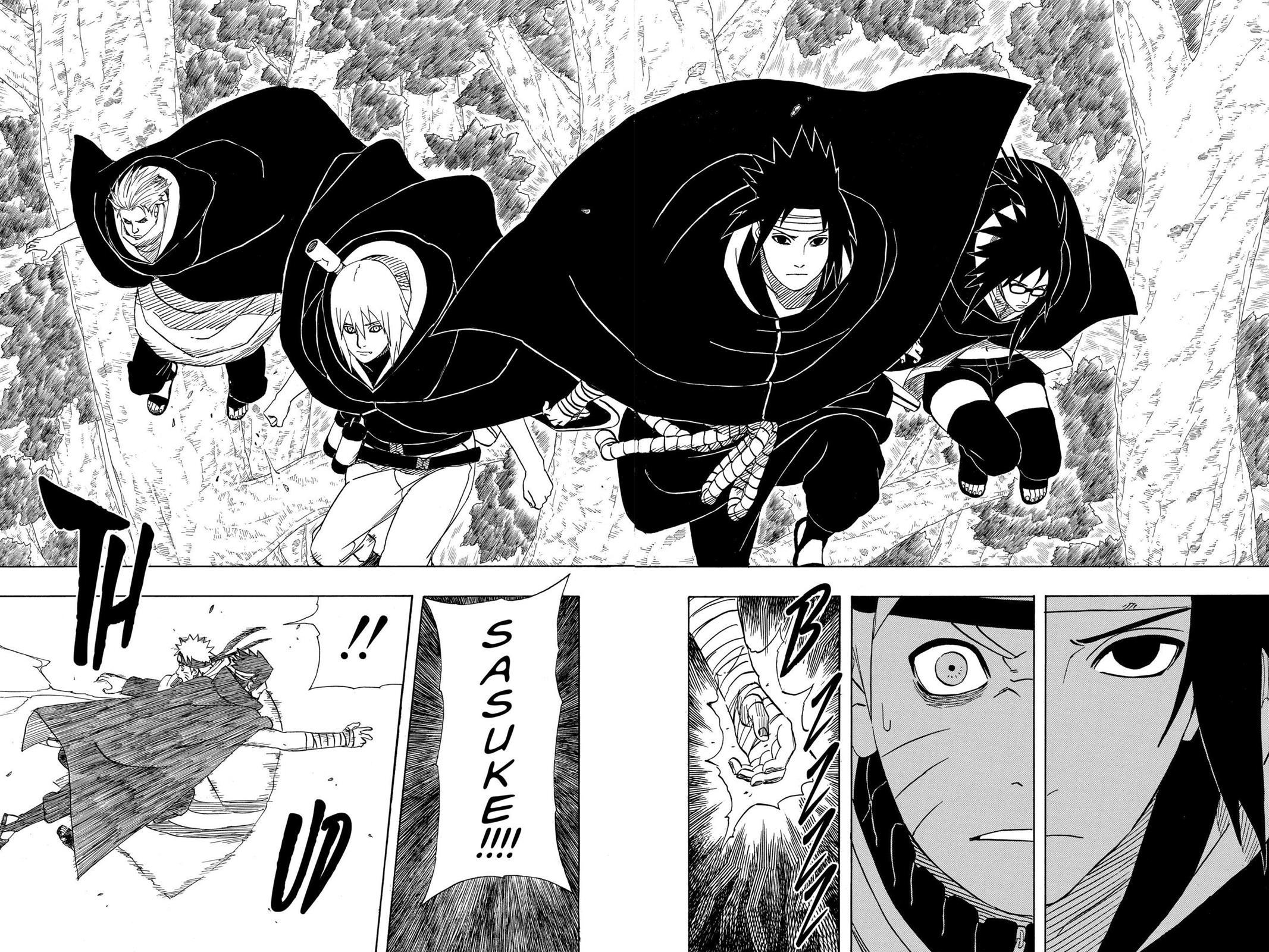 Naruto, Chapter 371 image 004