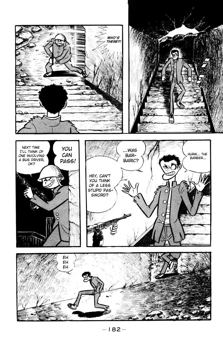 Devilman, Chapter 4 image 169