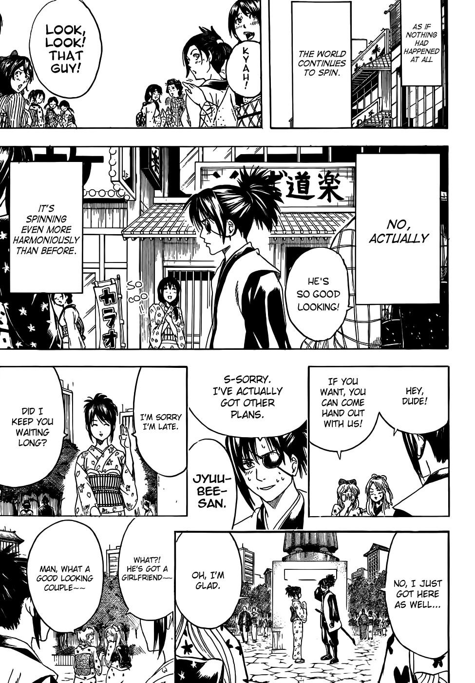 Gintama Chapter, 441 image 003